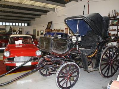 Museo Coches Antiguos